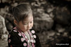 """Hmong girl ~ """"Don't look at Me Like a Doll"""""""
