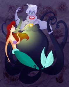 The Mermaid's Voice by spicysteweddemon.deviantart.com on @deviantART