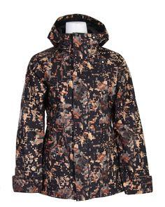 Burton Unity Snowboard Jacket Digi Floral True Black #Sale #HerSportsGear