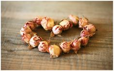 Fine art photo rustic rose's heart 20 x30cm by DGstyle on Etsy, $30.00