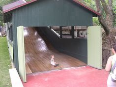 Giant Slide by michael feagans, via Flickr