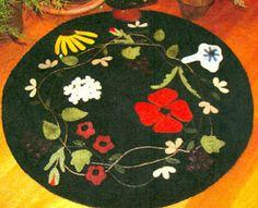 Multi-Flowered Table Mat Kit