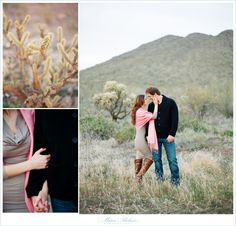 a dash of color with a scarf (http://melissaschollaertphotography.com)