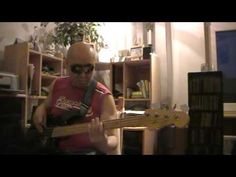 Poo Poo La La Roy Ayers Bass cover Bob Roha Bob Roha - Bassist in the Hague, The Netherlands