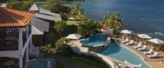 The Best Resorts & Hotels In The Caribbean, Jade Mountain, St. Lucia