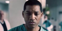 Watch this Trailer for Concussion -- Will Smith has a new movie coming out called Concussion. He plays Dr. Bennet Omalu, who discovered CTE and in the process stuck it to the scumbags who run the NFL.