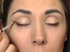 #Makeup occhi #tutorial: Come applicare la matita #trucco