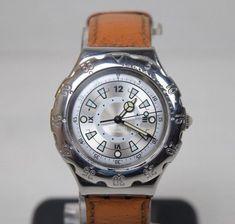 Vintage Collectible SWATCH IRONY Wristwatch Watch AG 1994 Mercedes Benz Model #MercedesBenz #Sport