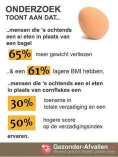eiwitten in een ei