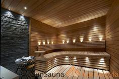 Sun Sauna Oy, Classic laude, Iki-kiuas, tervaleppä, sisustuskivi