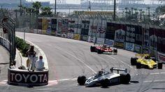 Nelson Piquet @ Long Beach, 80.