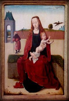 Atelier Dirk Bouts - Maria met Kind