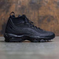 Nike Men Air Max 95 Sneakerboot (black   black) 391b396a3