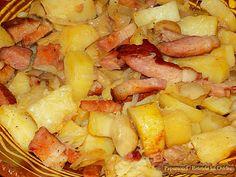 Cartofi cu Bacon si Ciuperci la Cuptor (7)