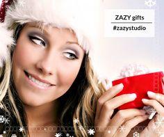 Anul acesta poți face cadouri inspirate!  Oferă-i zâmbete frumoase cu cardurile cadou de la Zazy în valoare de 100 lei, 150 lei sau 200 de lei.  #zazystudio #zazygifts #decembrie #cluj