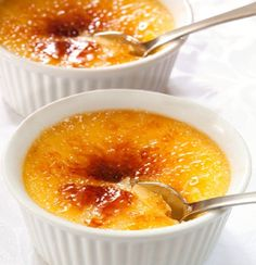 Crème Brûlée Rinsky, G., & Rinsky, L. H. (2008). The pastry chef's companion: a comprehensive resource guide for the baking and pastry professional. John Wiley & Sons. https://about.me/isabellapetro