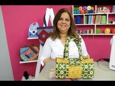 Nécessaire para viagem - Programa Vida com Arte (TV Aparecida) - YouTube
