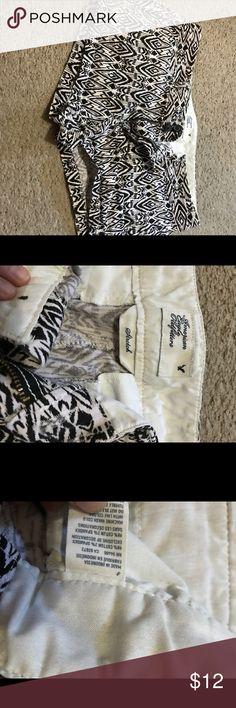 American eagle tribal print shorts Cute shorts American Eagle Outfitters Shorts