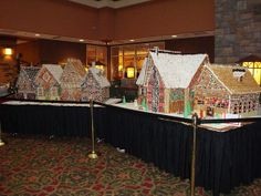Candy Village, Chateau on the Lake Hotel, Branson, MO | Flickr - Photo Sharing!