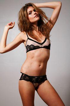 Dot mesh Bikini by Lilipiache on Etsy, $48.00