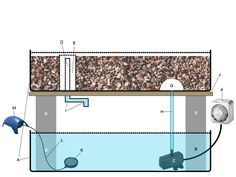 DIY 40 Gallon Tote Basement Aquaponics System from The Urban Farming Guys http://theurbanfarmingguys.com/wiki/Basement_aquaponics_system_plans