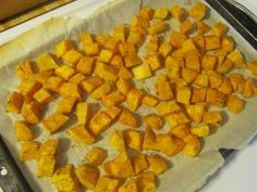 Sweet potato bites - healthy finger food for toddlers  hmm i might make these tonight :)