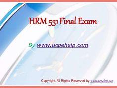 hrm final exam essay questions