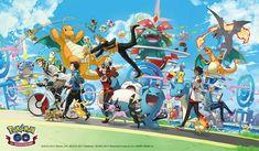 Pokémon Go! 'Photo from Naver'