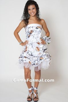 Mossy Oak New Breakup Attire Camouflage Prom Wedding Homecoming Formals Camo Bridesmaid Dresses, Camo Wedding Dresses, Pink Prom Dresses, Dance Dresses, Homecoming Dresses, Formal Dresses, Homecoming Pictures, Bridesmaids, Camouflage Prom Dress