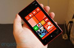 Nokia Lumia 820 with Windows Phone 8 hands-on
