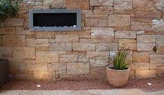 ideen steinmauer aus natursteinen - Google-Suche Front Gates, Google, Home Decor, Environment, Self, Travertine, Playground Ideas, Front Landscaping Ideas, Outdoor Rooms
