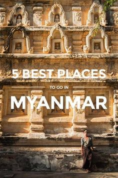 Myanmar – 5 Best Places to Visit in Burma for First-timers https://www.detourista.com/guide/myanmar-best-places/ ✈ Where to go in Myanmar (Burma)? See the best heritage sites, cultural hotspots, Buddhist temples and things to do for first-time travelers. Feel free to re-pin if you like the tips posted. Thanks for sharing ❤️ #detourista
