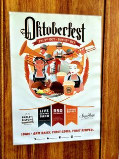 Dust of the #lederhosen for #oktoberfest @SpiceRoutePaarl! Free transfers if you book a room at Grande Roche Hotel