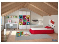 Child's Dream Rooms-