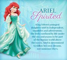Little Mermaid's Ariel via www.Facebook.com/pages/Princess-Ariel/220139621335723