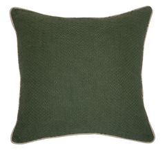 RF Razia Pillow in Dark Olive design by Villa Home