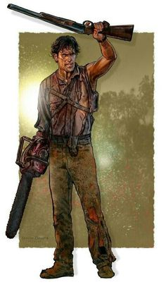 ASH ARMY OF DARKNESS