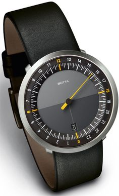 love the idea of a one-hand watch.  the hand rises and falls with the sun.