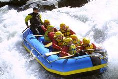 Raft the historic Shotover River with Queenstown Rafting :-)