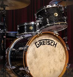 Gretsch Drums - USA Custom Drums, Drum Sets, Snare Drums, New Classic Drums & More
