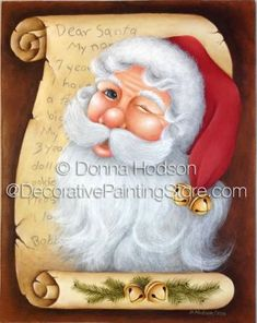 Dear Santa ePacket by Donna Hodson - PDF DOWNLOAD