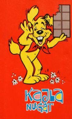 Kajla, az úttörők legjobb barátja, a Kajla Csoki névadója. (Kár, hogy csoki csak nyomokban volt benne:)