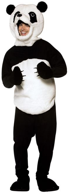 Panda Adult Costume from BuyCostumes.com