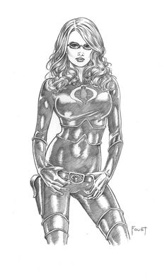 Baroness By MitchFoust On DeviantArt