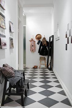 Zweedse interieur | hallway | hal