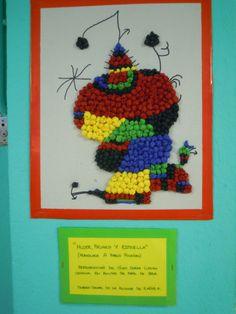 Realizado por los alumnos de 5 años