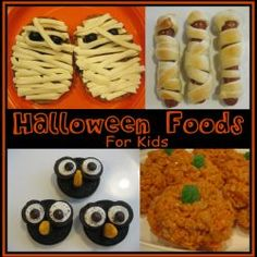 Fun Halloween Foods for Kids