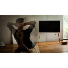 Merveilleux TV Ständer Minimalistisches Design Holz Metall