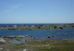 Fogo Island in Newfoundland and Labrador