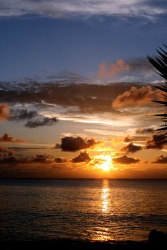 Attractive Aruba - http://www.travelandtransitions.com/destinations/destination-advice/latin-america-the-caribbean/ Aruba Sunset